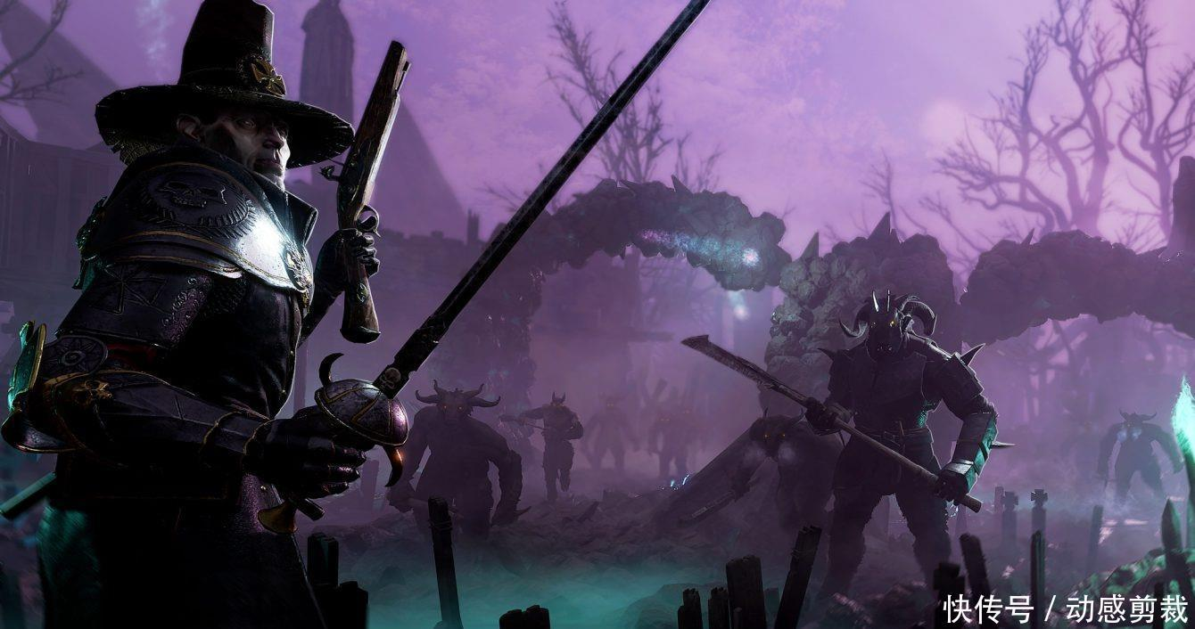《战锤:末世鼠疫2》资料片魔法之风8月13日登陆PC