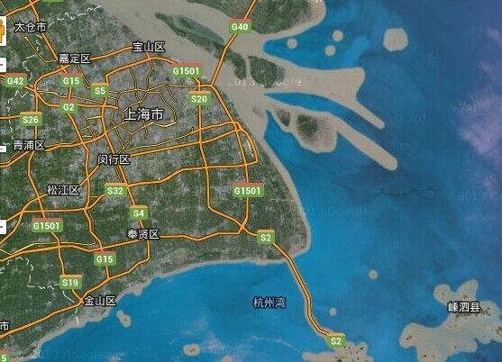 浙江省宁波市哪个县离上海最近