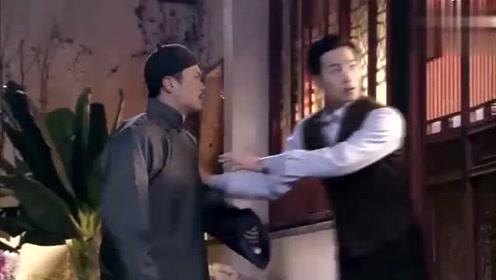 《茧镇奇缘》杨洋担心宋茜受罚,不料却突然被他爹叫走!