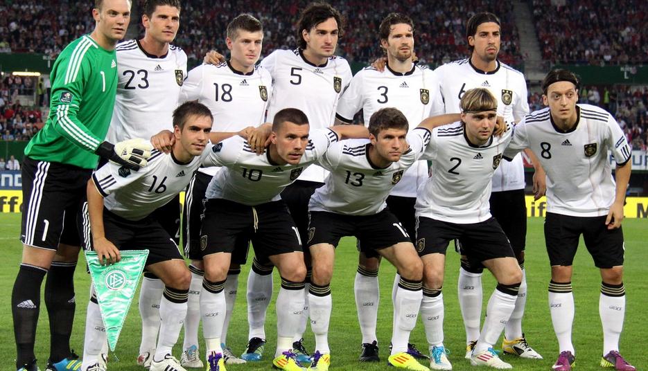 德国国家男子足球队图片