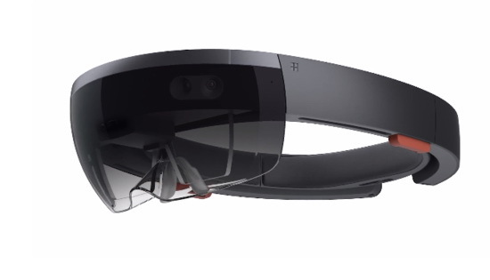 微软HoloLens实际视场角过小
