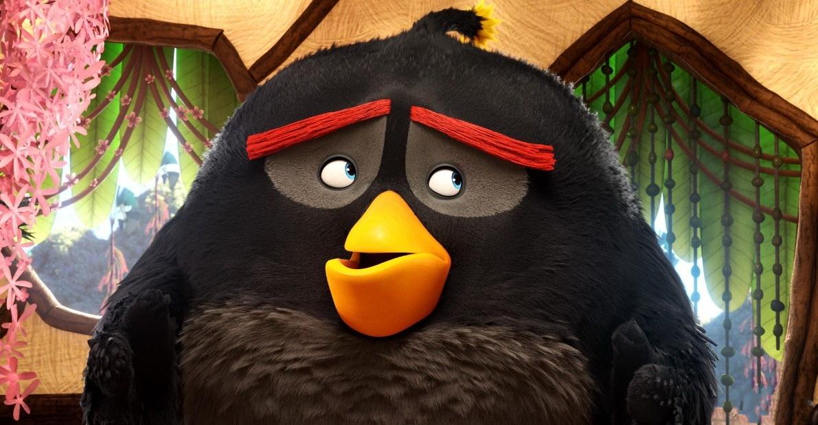 《愤怒的小鸟》电影版问鼎北美