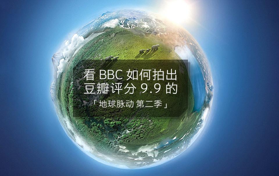 这部 BBC 的纪录片比好莱坞动作片还精彩